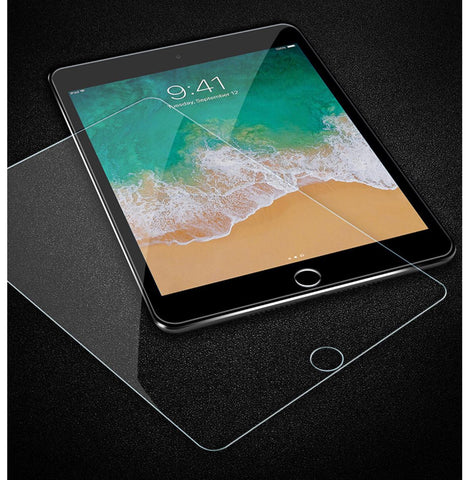 9H Tempered Glass Screen Protector for all iPad models