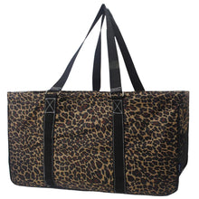 Load image into Gallery viewer, Leopard Utility Tote