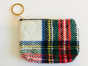 Winter Time Coin Purse