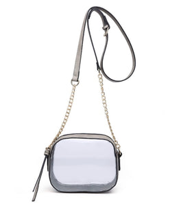 Game Day Clear Purse