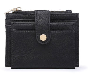 Small Wallet Credit Card Holder