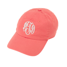 Load image into Gallery viewer, Monogrammed Cap