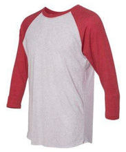 Load image into Gallery viewer, It's not what's under the tree Raglan