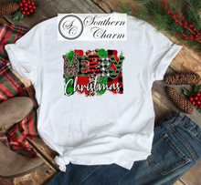 Load image into Gallery viewer, Merry Christmas Long Sleeve
