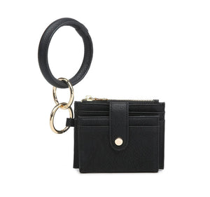 Kerri Mini Snap Wallet