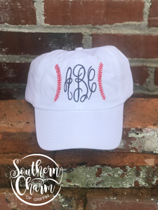 Play Ball Cap 🥎⚾️