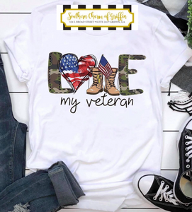 Love My Veteran