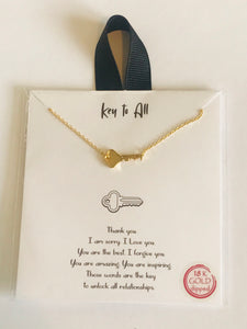 Special Message Necklaces