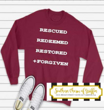 Load image into Gallery viewer, Forgiven Sweatshirt