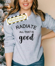 Load image into Gallery viewer, Radiate All Sweatshirt