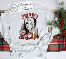 Load image into Gallery viewer, Holly Dolly Christmas Long Sleeve