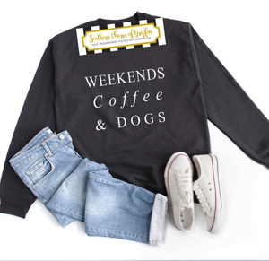 Weekends Sweatshirt