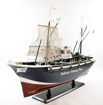 1.2 m Model Wooden Sailing Boat