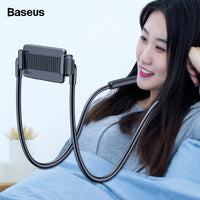 Baseus Flexible Lazy Neck SmartPhone Holder - Velvet Signature Luxury e-Retail Bar