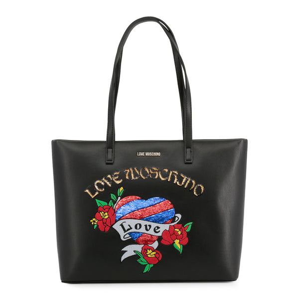 Love Moschino - Tough Love Tote