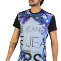 VERSACE Jeans - Night Jungle Printed Tee