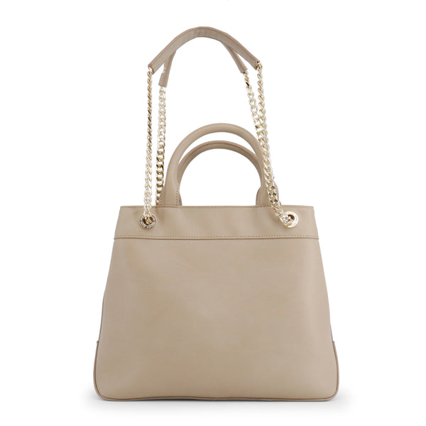 VERSACE - Going Places Tote (Creme)