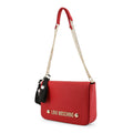 Love Moschino Shoulder Bag - Red Velvet