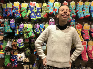 Sock Store Gives Job Opportunities To Adults With Disabilities