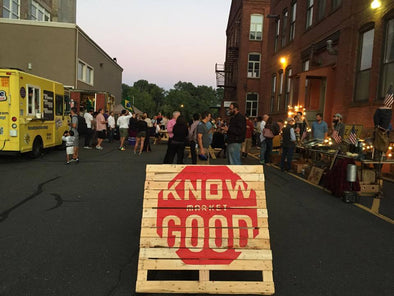 Our next pop-up - KNOW GOOD Market