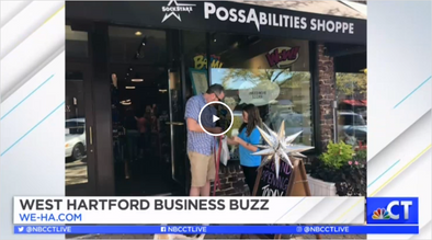 SockStarz Grand Opening Featured on CT LIVE!
