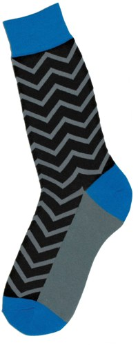 Men's Chevron Socks