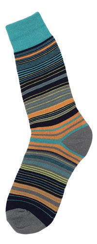 Men's Variegated Stripe Socks
