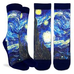 Women's Starry Night Sock