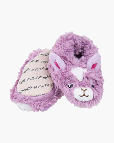 Kid's Furry Foot Pals - Llama