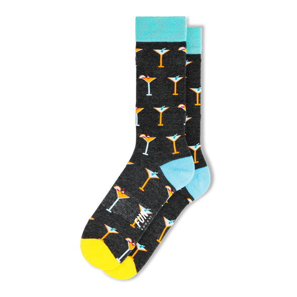 Cocktail Crew Socks - Men's