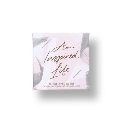 An Inspired Life - ThoughtFulls