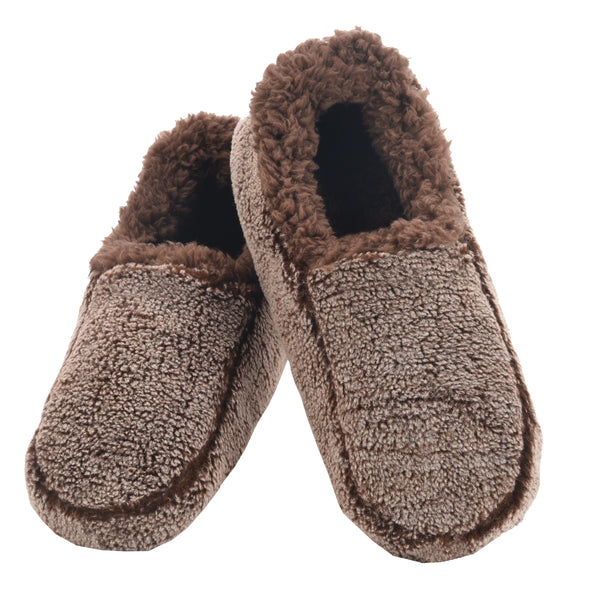 Brown Men's Slipper