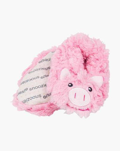 Kid's Furry Foot Pals - Piggy