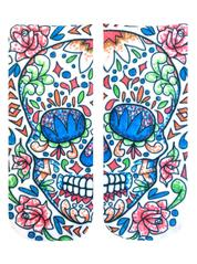 Sugar Skull Crayola Color-In