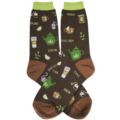 Tea Socks - Women's