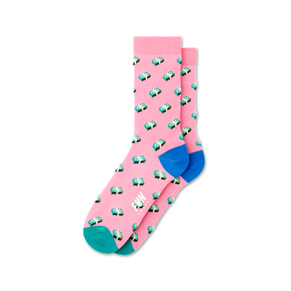 Money Crew Socks - Women's