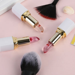 Natural Jelly Flower Lipsticks-women Accessories-Hykoshop