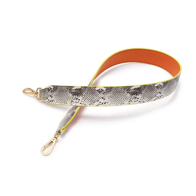 Snake Shade straps for bags-straps-Hykoshop