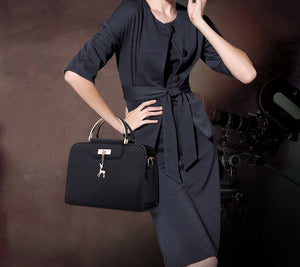 Women Leather Bag-bags-Hykoshop