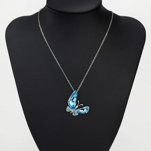 Butterfly StylePendant Necklace-Hykoshop