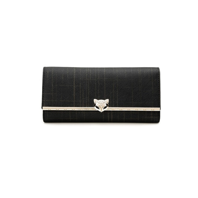 Lady Luxury Clutch purse-wallet-Hykoshop