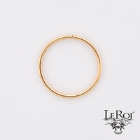 Leroi 14K  Gold Seam Ring