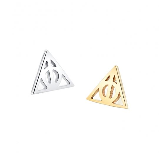 BVLA Deathly Hallows Pushpin End