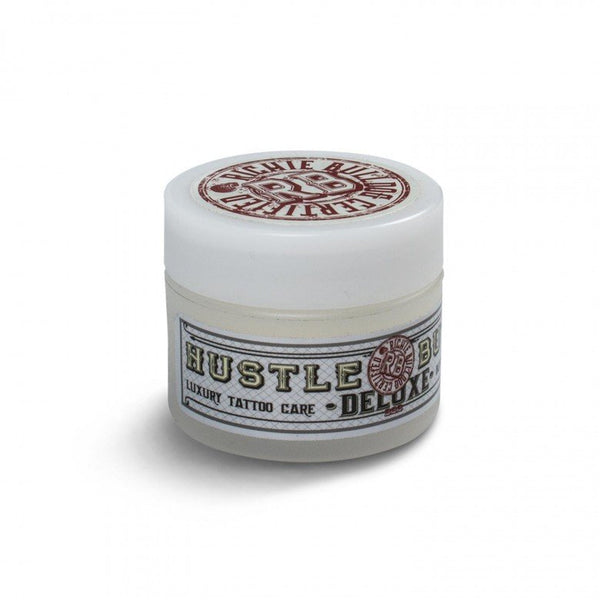 "Hustle Butter Deluxe® Tub ""The Ones"" Organic Tattoo Aftercare 30ml (1oz)"