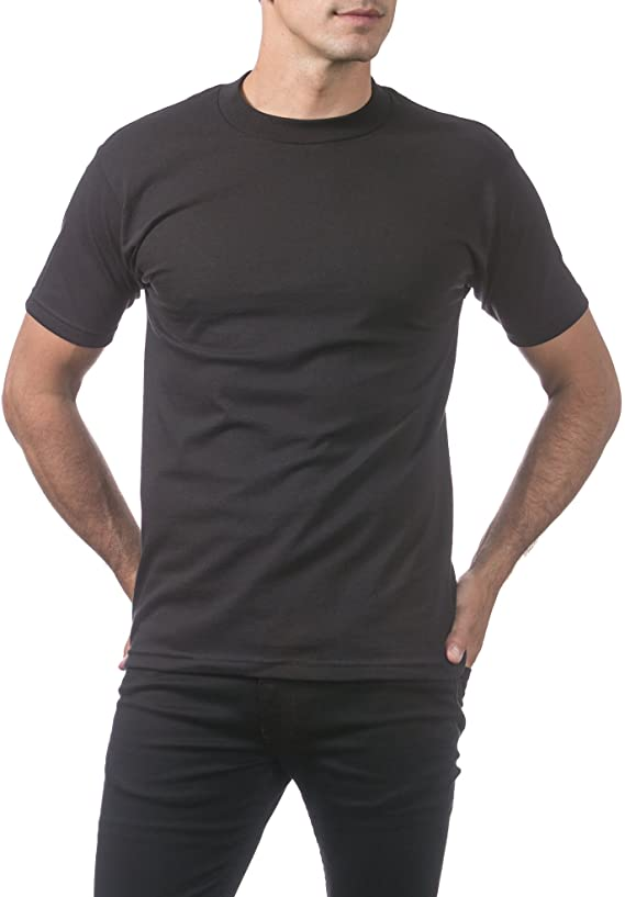 Pro Club Men's Comfort Cotton Short Sleeve T-Shirt