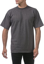 Load image into Gallery viewer, Pro Club Men's Heavyweight Cotton Short Sleeve T-Shirt