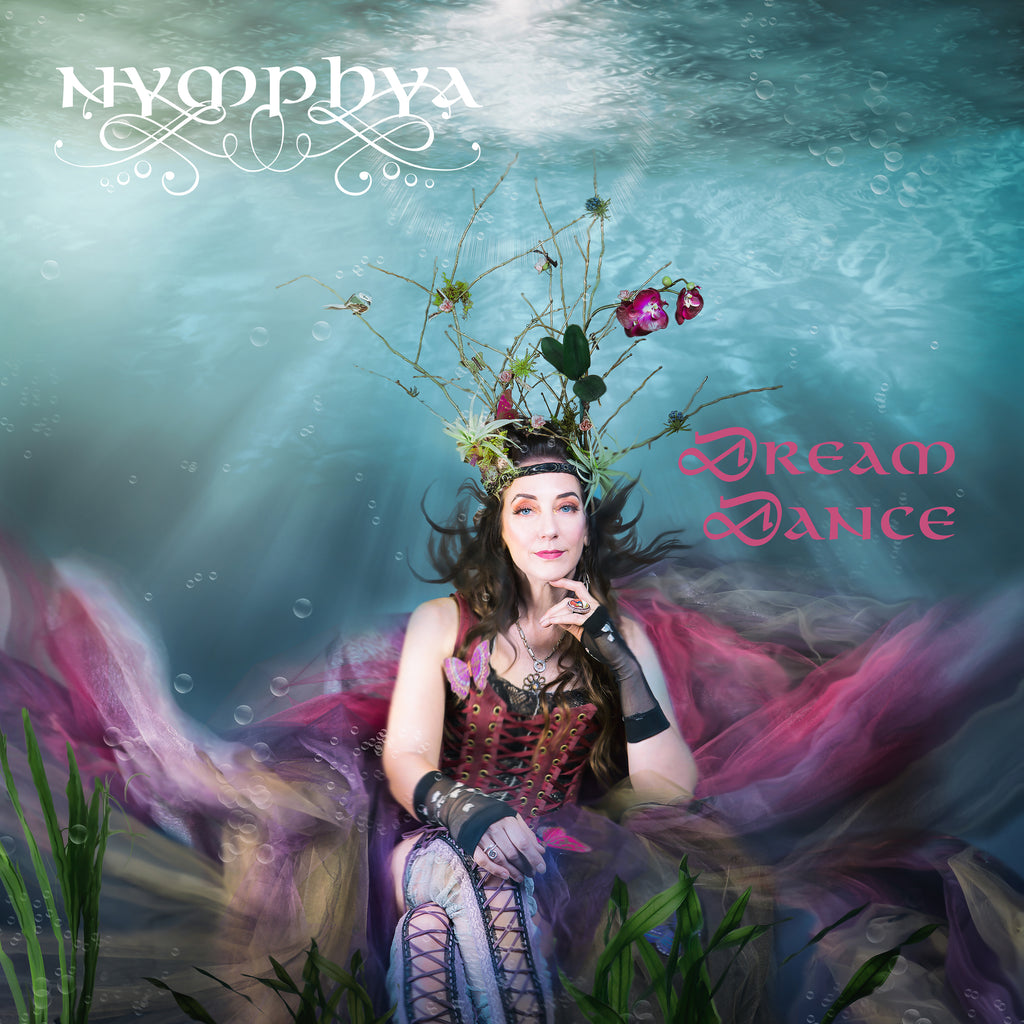 DREAM DANCE SIGNED CD - Deluxe, Limited Special Edition (+ Download) - The Nymphya Shop