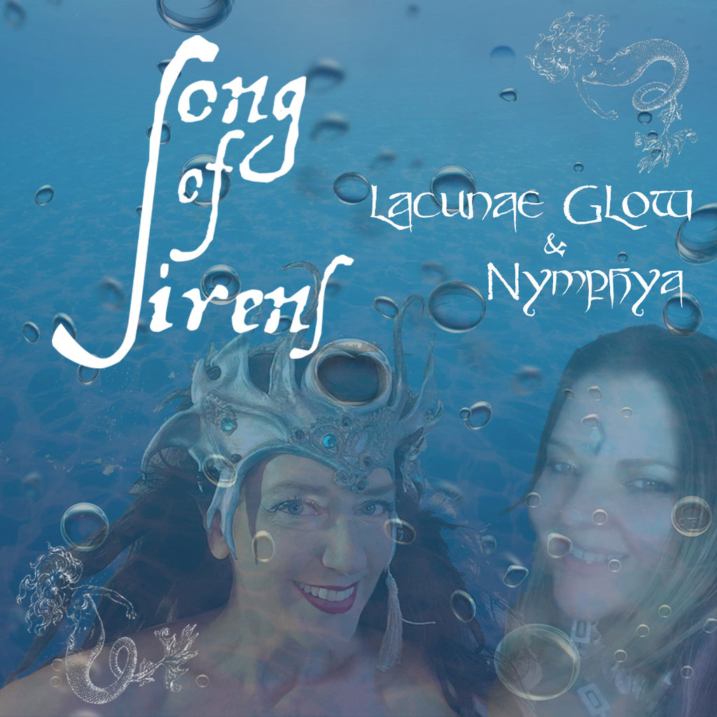 """SONG of SIRENS"" Single Download - The Nymphya Shop"