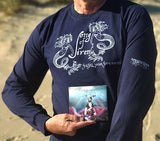 "Signed DREAM DANCE and Mens' ""Song of Sirens"" T Shirt Bundle! (+ free download) - The Nymphya Shop"