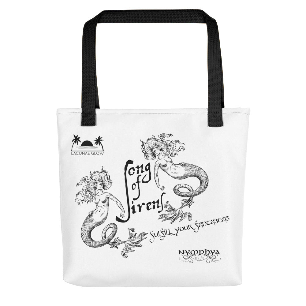 "LIMITED EDITION ""Song of Sirens"" 🧜‍♀️Fulfill your Fantaseas 🧜‍♀️Tote"